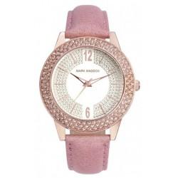 Reloj Mark Maddox Dorado...