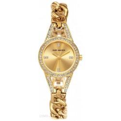 Reloj Mark Maddox Dorado y...