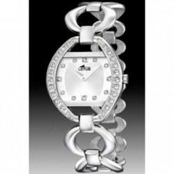 Reloj Lotus Mujer Acero